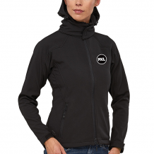 Soft Shell Jas Dames PXL Secundair Onderwijs LO