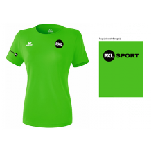 Sport T-shirt Dames Groen PXL