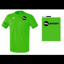 Sport T-shirt Heren Groen PXL