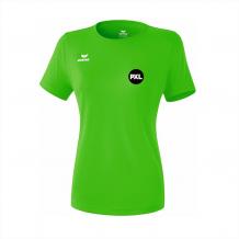 Sport T-shirt Groen Dames PXL Secundair Onderwijs LO