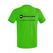 Sport T-shirt Groen Heren PXL Secundair Onderwijs LO