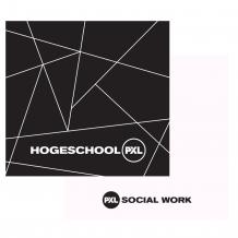 Zelfklevende memo PXL- SOCIAL WORK 10 stuks