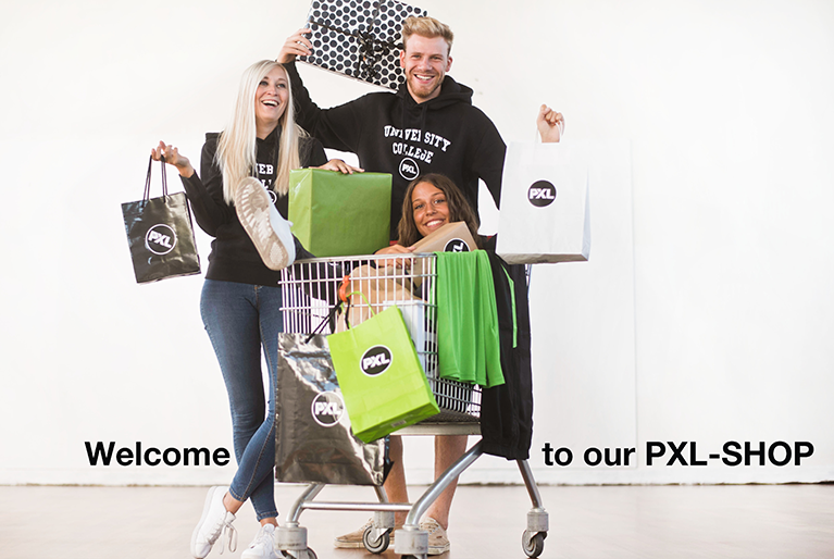 Welcome to our PXL-SHOP